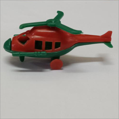 Helicopter Plastic Toy
