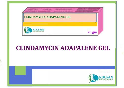 Clindamycin Adapalene Gel