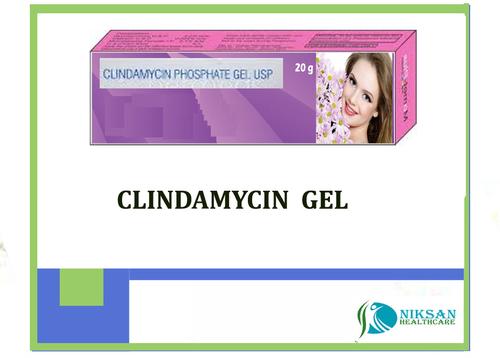 Clindamycin Phosphate Gel