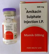 AMIKACIN 500MG INJECTION..........
