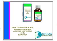 Aluminum Magnesium Activated Dimethicone 60 Ml Suspension