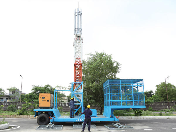 Rapid Deployment Towers