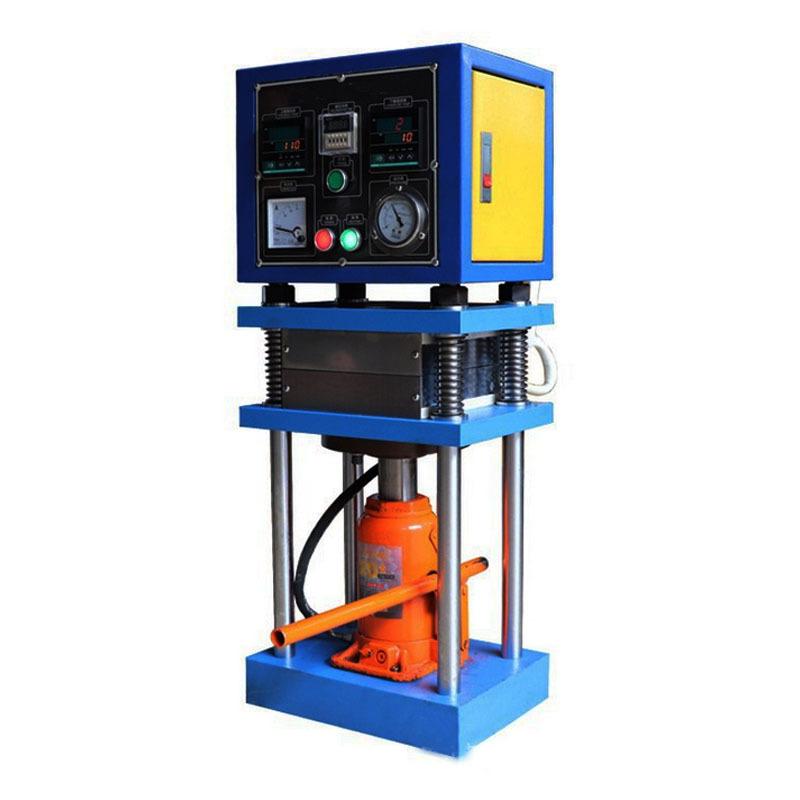 Lab Manual Tablet Press Vulcanizer