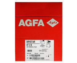 AGFA DT2B X Ray Film