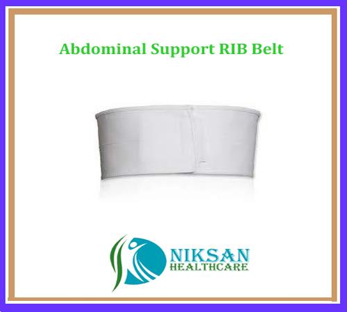 Abdominal Support Rib Belt