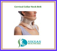 Cervical Collar Neck Belt