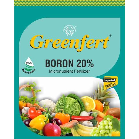 Greenfert Boron 20% Micronutrient Fertilizer