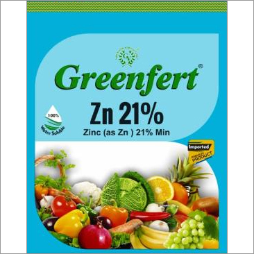 Greenfert Zn 21% Fertilizer
