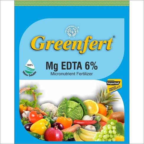 Greenfert Mg EDTA 6% Micronutrient Fertilizer