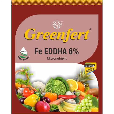 Greenfert Fa EDDHA 6% Micronutrient Fertilizer