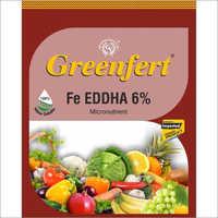 Greenfert Fa EDDHA 6% Micronutrient Fertilizer