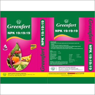 NPK 191919 100 % Water Soluble Fertilizer