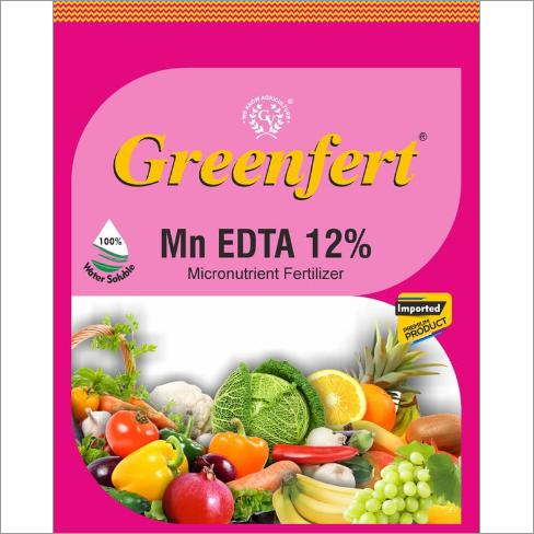 Greenfert Mn EDTA 12% Micronutrient Fertilizer