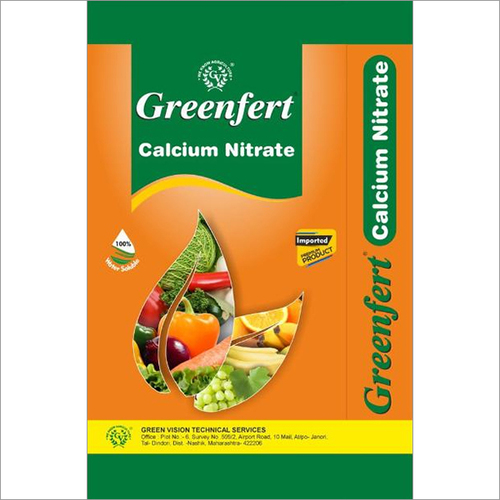 Greenfert Calcium Nitrate Fertilizer