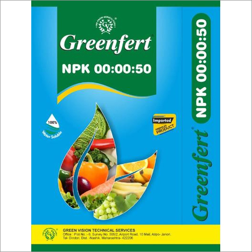 Greenfert NPK 000050 Fertilizer