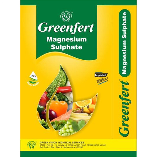 Greenfert Magnesium Sulphate Fertilizer