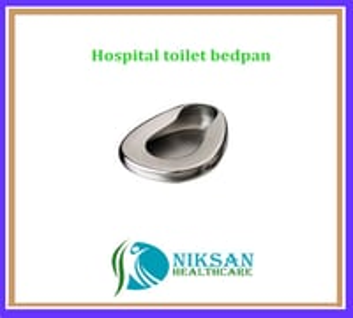 Hospital Toilet Bedpan