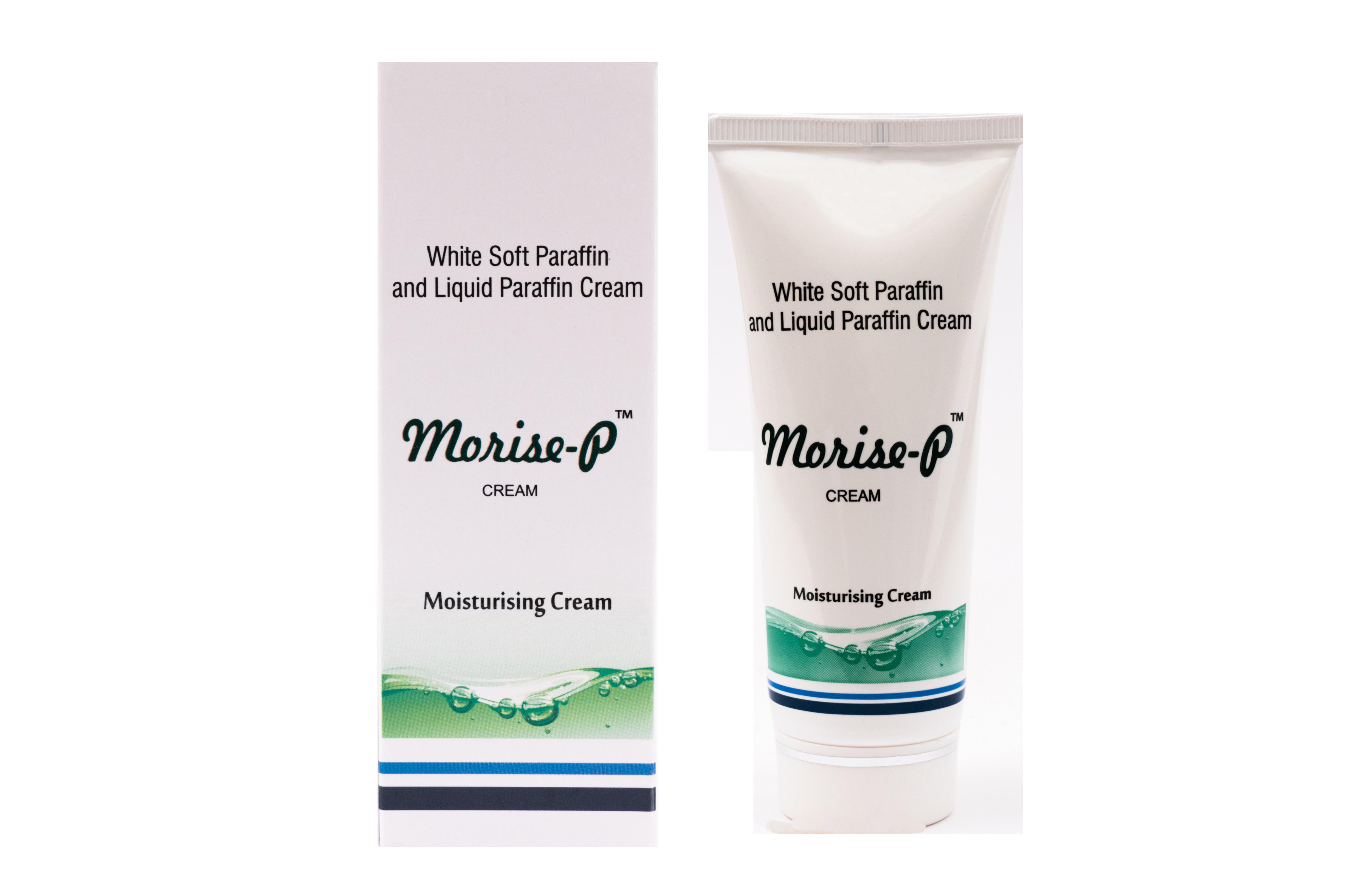White soft Paraffin Cream