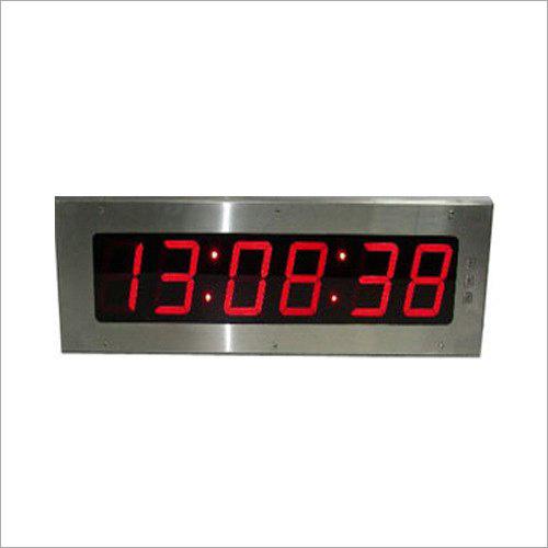 1 Inch Slave Clock
