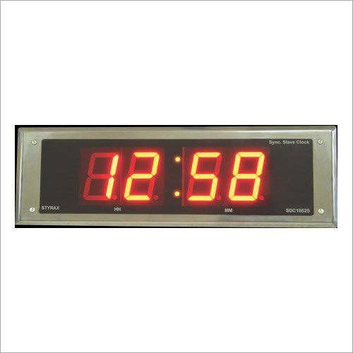 2 Inch Slave Clock