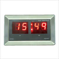 Synchronized Digital Clock