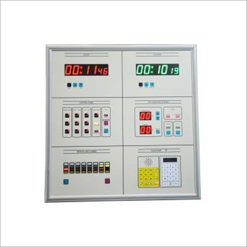 Electric Surgeon Control Panel