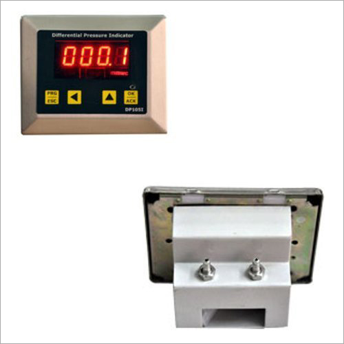 MS Digital Differential Pressure Gauge