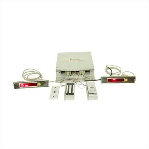 3 Door Pass Box Interlocking System