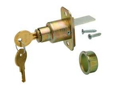 Brass Door Lock