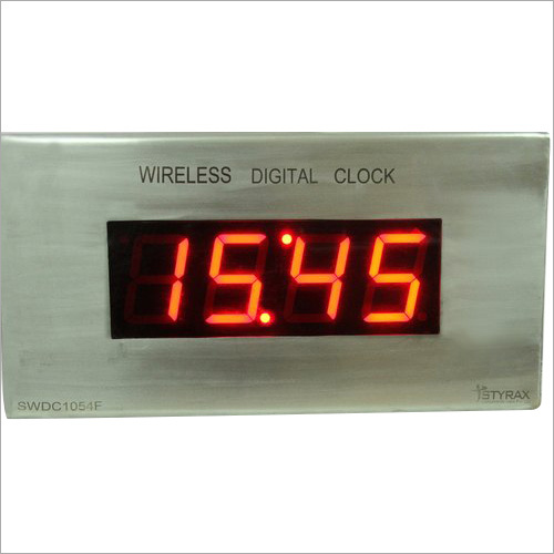 220V Synchronized Digital Clock