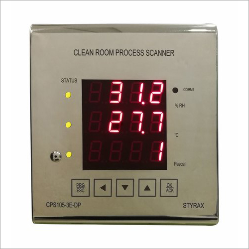 Clean Room Indicator