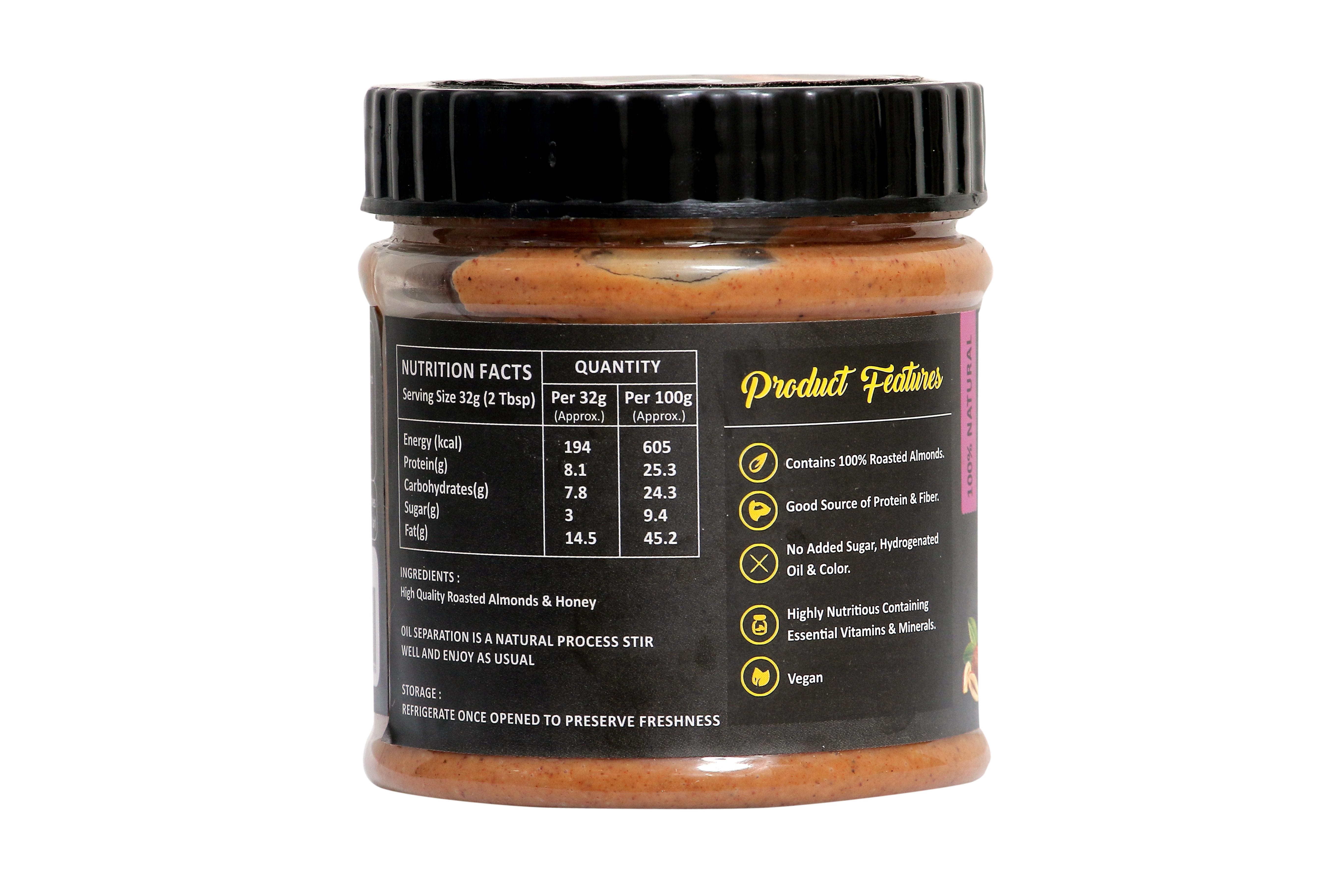 Almond Butter 250g