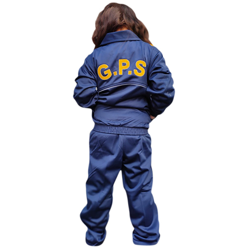 Kids School Super Poly Tracksuit