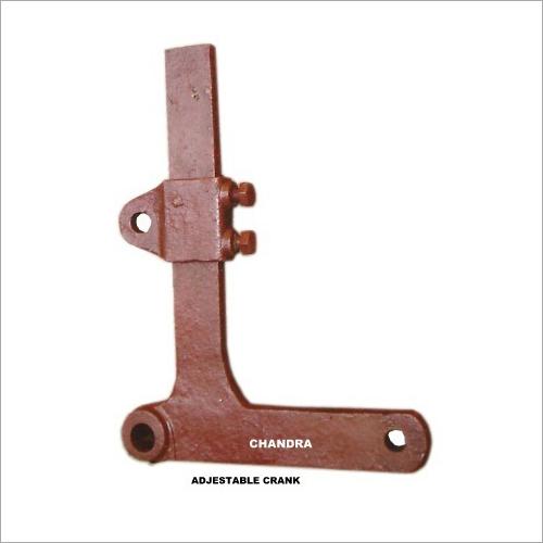 Adjustable Crank