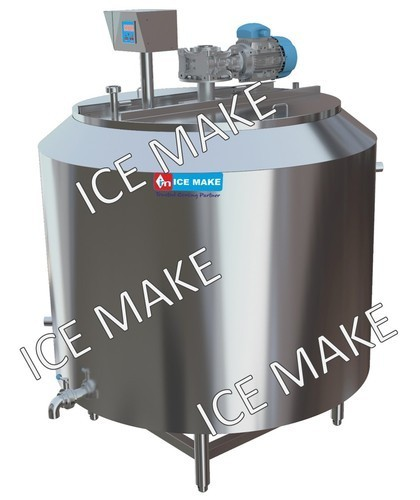 Ice Cream Pasteurizer