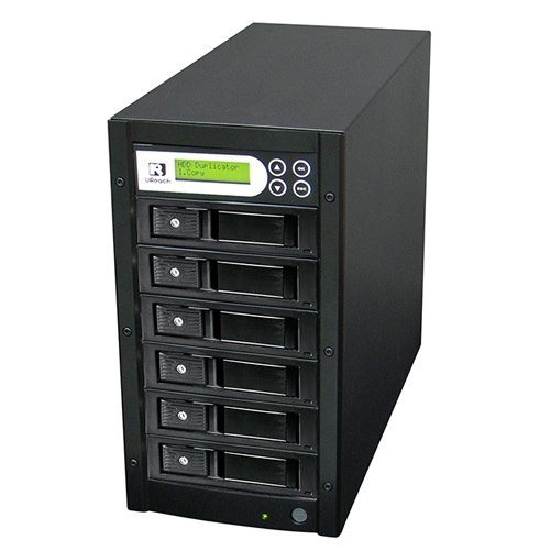Super One Series - 1 to 5 HDD/SSD Duplicator and Sanitizer (HD-SU05)