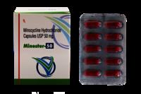 Minocycline Tablets