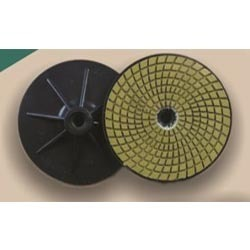 Round Pad for Grinder With Nut