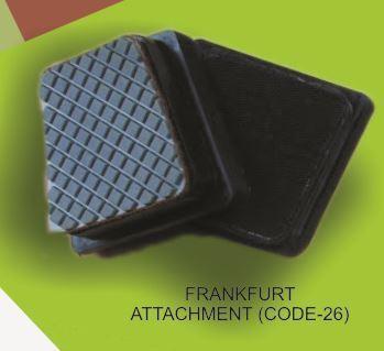 Frankfurt Attachment Polisher Pads