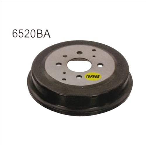 Rear Brake Drum Ley Dost