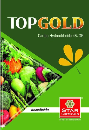 Cartap Hydrochloride 4 % GR