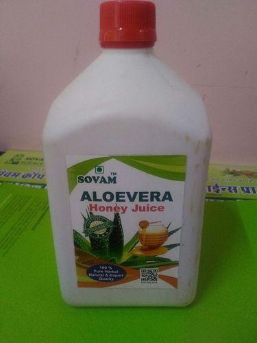Sovam Aloevera with Honey Juice