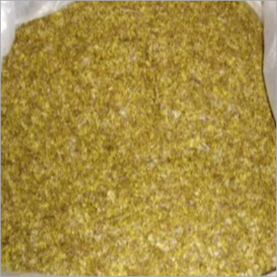 Yellow Mustard Oil Cake