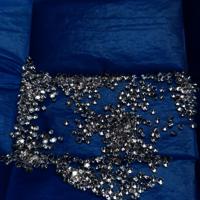 Cvd Diamond 1.35mm to1.40mm DEF VVS VS Round Brilliant Cut Lab Grown HPHT Loose Stones TCW 1