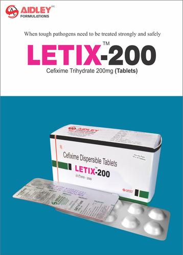 Cefixime 200mg Tablet