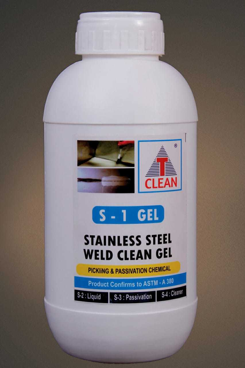 Pickling and Passivation Gel S-1