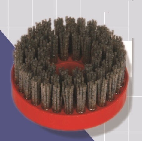 Round Silicon Brushes