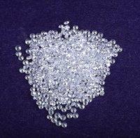 Cvd Diamond 1.50mm to1.55mm DEF VVS VS Round Brilliant Cut Lab Grown HPHT Loose Stones TCW 1