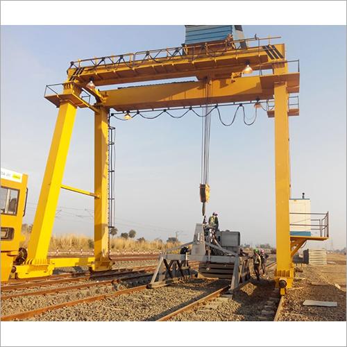 35 Ton Goliath Crane