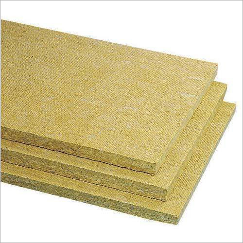 Insulated Rock Wool Slab
